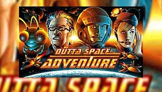 Norske spilleautomater Outta Space Adventure, Cryptologic Thumbnail - Himmelspill.com