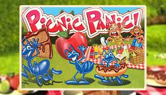 Picnic Panic spilleautomater Cryptologic (WagerLogic)  himmelspill.com
