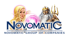 Novomatic casinoer