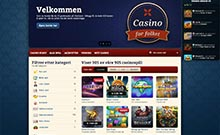 Screen by casino Folkeautomaten