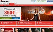 Winner kasino gjennomgang skjermbilde på  himmelspill.com 1