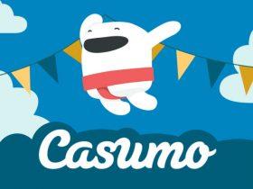 Casumo pusher opp toppgevinsten for det annonserte hjulet i racet