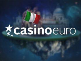 Casino Euro tar en av dere med til Italia