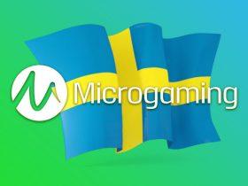 Microgaming ferier 2019 med å gå Live i Svergie